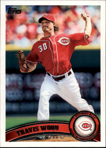 Photo of 2011 Topps #641 Travis Wood