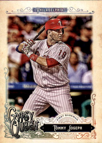 Photo of 2017 Topps Gypsy Queen #284 Tommy Joseph