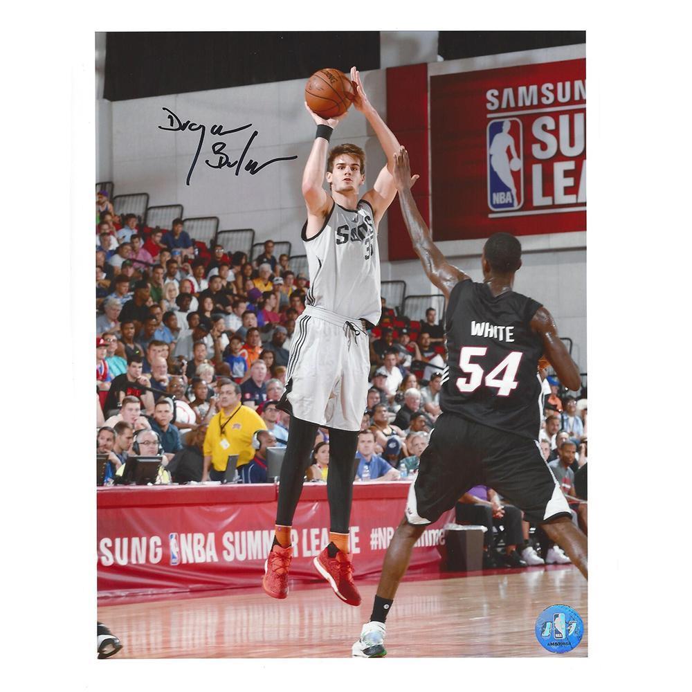 Dragan Bender - Phoenix Suns - 2016 NBA Draft - Autographed Photo
