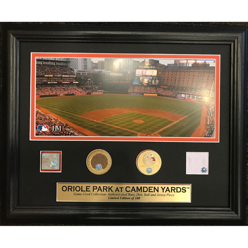 Photo of Oriole Park at Camden Yards Highland Mint Piece