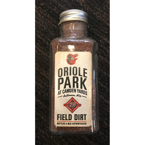 Photo of Dirt Jar: Game-Used