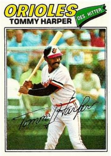 Photo of 1977 Topps #414 Tommy Harper