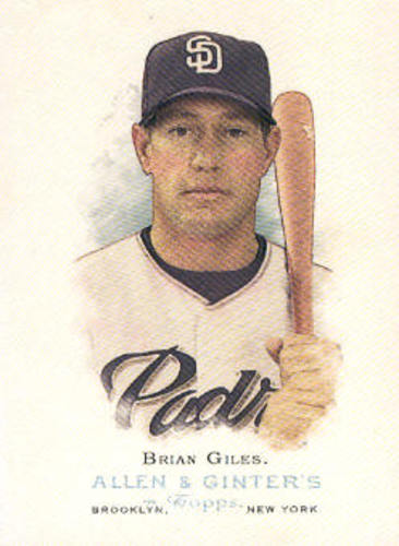 Photo of 2006 Topps Allen and Ginter #64 Brian Giles