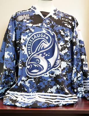 Matthew Dunsmoor (Bleed Blue) Game Issued Jersey