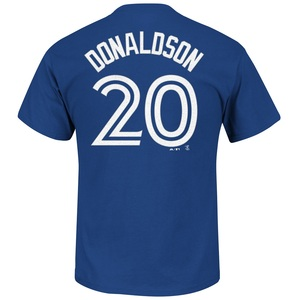 Toronto Blue Jays Youth Josh Donaldson Player T-Shirt by Majestic