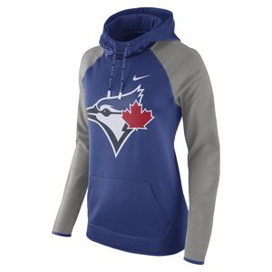 Toronto Blue Jays Women's Therma Fit All Time Hoody by Nike
