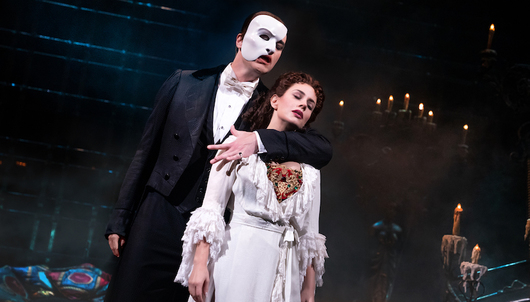 THE PHANTOM OF THE OPERA & MEET THE PHANTOM - PACKAGE 4 OF 4