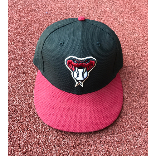 #12 Team-Issued Cap