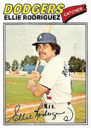 Photo of 1977 Topps #448 Ellie Rodriguez