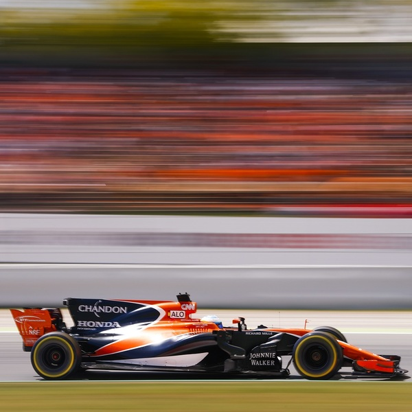 Photo of McLaren-Honda VIP Experience in Kuala Lumpur: Friday Practice Session