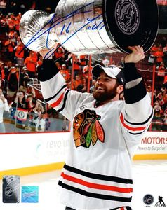 Andrew Ladd - Signed 8x10