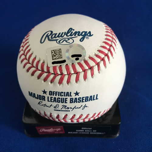 Photo of UMPS CARE AUCTION: Brandon Crawford Signed Baseball
