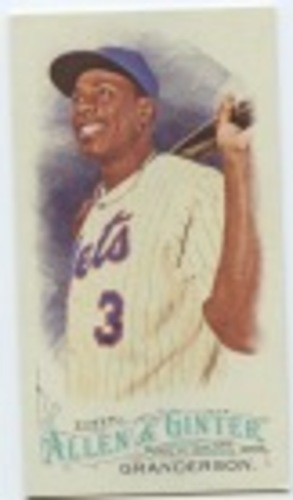 Photo of 2016 Topps Allen and Ginter Mini #30 Curtis Granderson