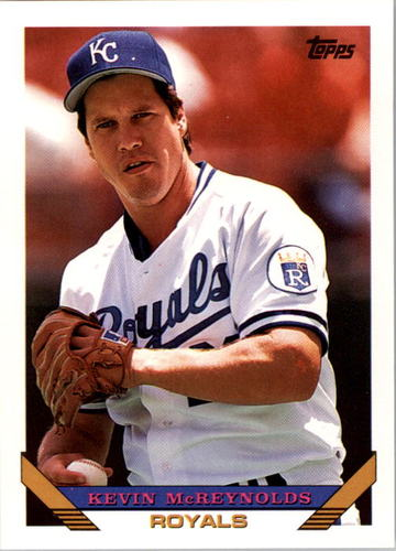 Photo of 1993 Topps #442 Kevin McReynolds