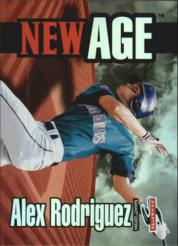 Photo of 1995 Summit New Age #NA4 Alex Rodriguez