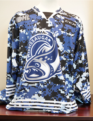 Carson Whitson (Bleed Blue) Game Issued Jersey