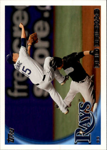 Photo of 2010 Topps Update #US94 Reid Brignac