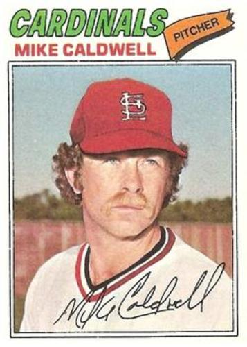 Photo of 1977 Topps #452 Mike Caldwell