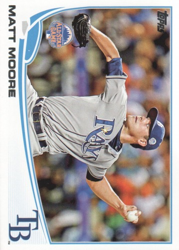 Photo of 2013 Topps Update #US228 Matt Moore