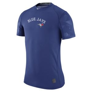 Toronto Blue Jays Dri-Fit Pro Cool Short Sleeve T-Shity by Nike