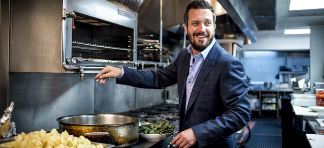 DINNER AT PRIME & PROVISIONS (7:30PM) & MEET CHEF FABIO VIVIANI - PACKAGE 1 of 4