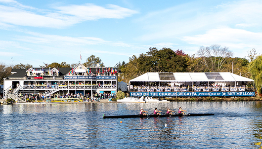 HEAD OF THE CHARLES REGATTA - PACKAGE 3 OF 3