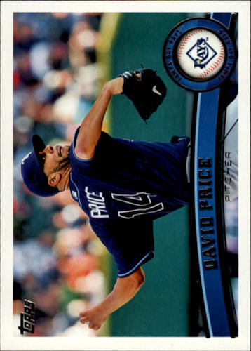 Photo of 2011 Topps #61 David Price