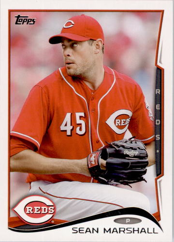 Photo of 2014 Topps #445 Sean Marshall