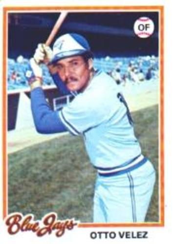 Photo of 1978 Topps #59 Otto Velez
