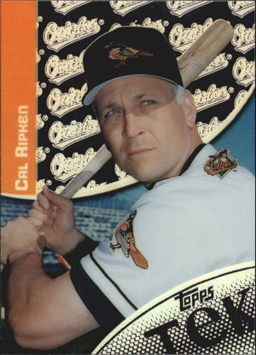 Photo of 2000 Topps Tek Pattern 4 #5 Cal Ripken