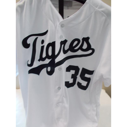 Photo of Justin Verlander Fiesta Tigres Jersey