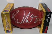 FALCONS - RODDY WHITE SIGNED AUTHENTIC FOOTBALL