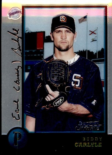 Photo of 1998 Bowman Chrome #315 Buddy Carlyle RC