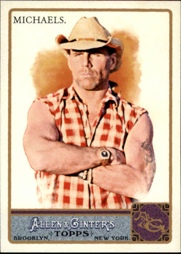 Photo of 2011 Topps Allen and Ginter #159 Shawn Michaels