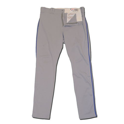 Photo of Jeurys Familia #27 - Team Issued Road Grey Pants - 2017 Season