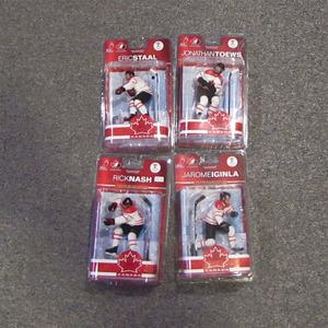 Team Canada 2010 McFarlane Figurine Partial Set