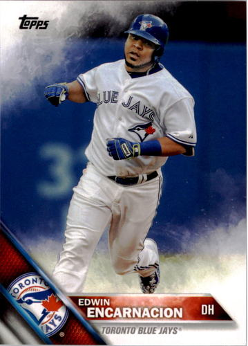 Photo of 2016 Topps #89 Edwin Encarnacion