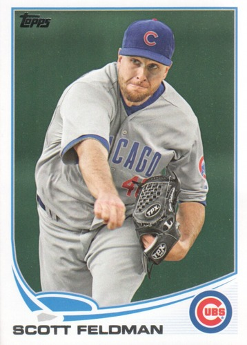 Photo of 2013 Topps Update #US231 Scott Feldman