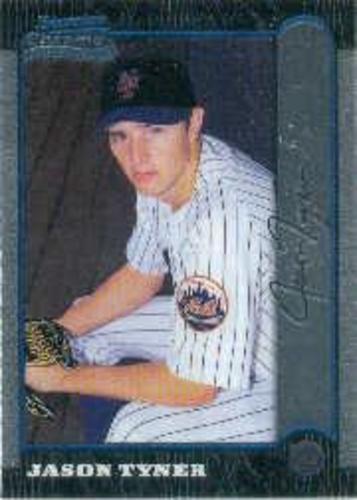 Photo of 1999 Bowman Chrome #134 Jason Tyner RC