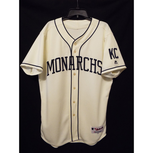Photo of Salute to the Negro Leagues 2016 Chien-Ming Wang Monarchs Jersey