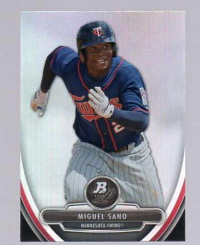 Photo of 2013 Bowman Platinum Prospects #BPP7 Miguel Sano
