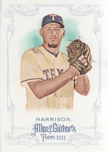 Photo of 2013 Topps Allen and Ginter #18 Matt Harrison