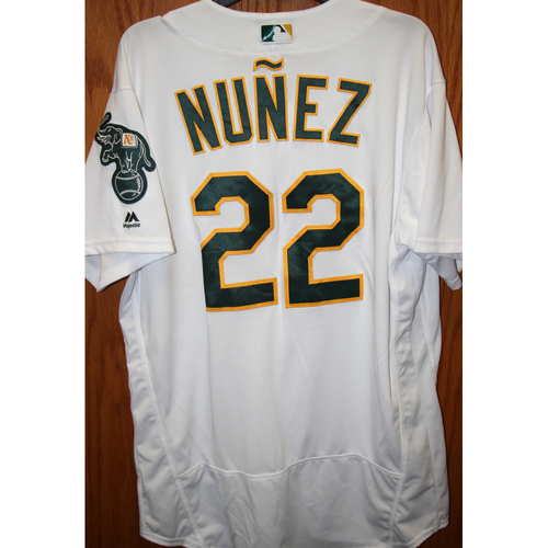 Renato Nunez Game-Used