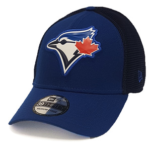 Toronto Blue Jays Fan Mesh Stretch Cap by New Era
