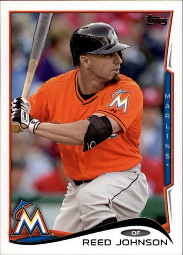 Photo of 2014 Topps Update #US205 Reed Johnson