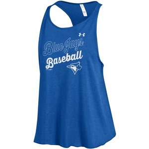 Toronto Blue Jays Women's Trapeze Tank Royal by Under Armour