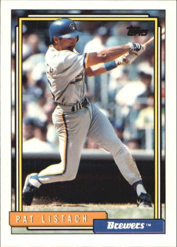 Photo of 1992 Topps Traded #65T Pat Listach RC