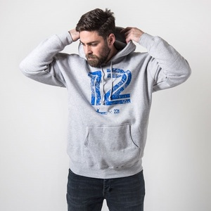 Roberto Alomar #12 Hoody Grey by 22Fresh