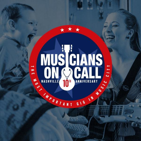 Click to view Musicians On Call 10th Anniversary in Nashville.