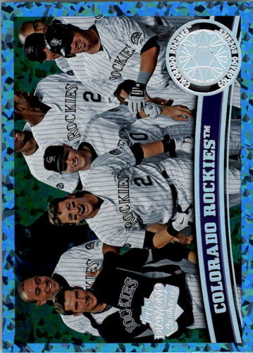 Photo of 2011 Topps Hope Diamond Anniversary #283 Colorado Rockies TC